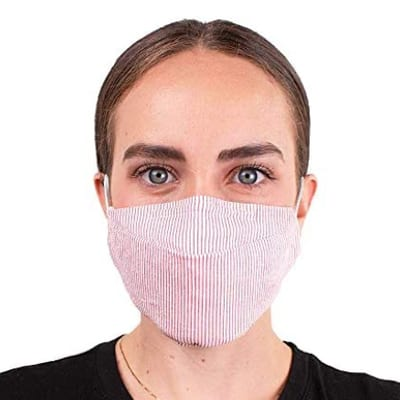 Miakomo Back to Work Cloth Face Mask - Made in The USA - Buy on Amazon