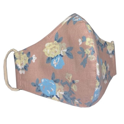 Phlona Floral Mask Face Made in USA