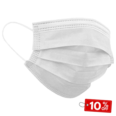 Midwest Filter USA Made Surgical Mask Disposable Sale Bulk